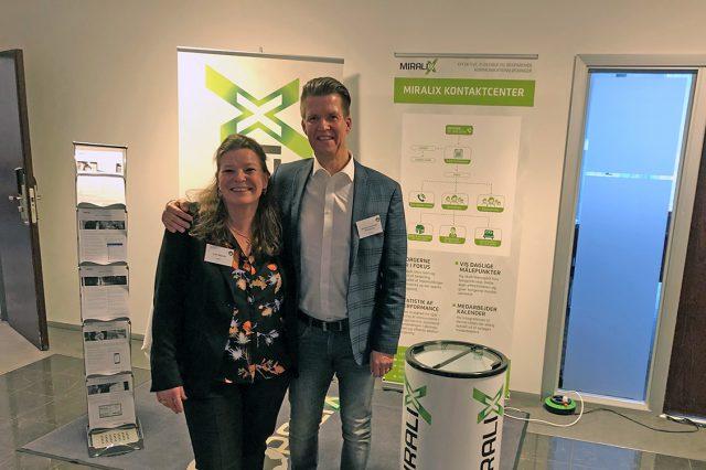 Miralix deltog i Kundeservice og Kundeoplevelser 2019