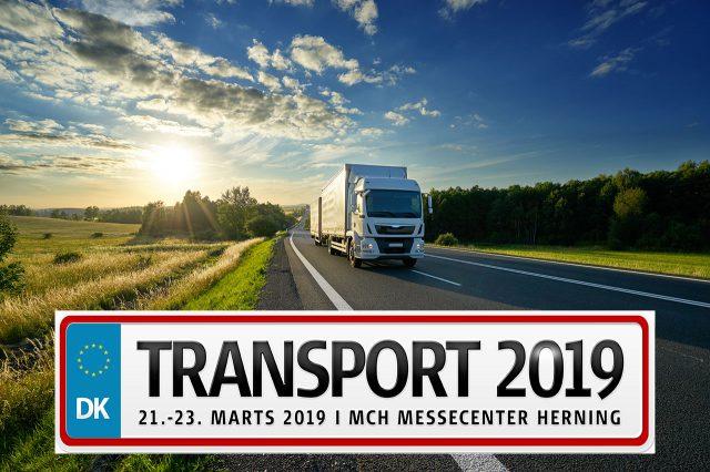 Mød os på Transport 2019